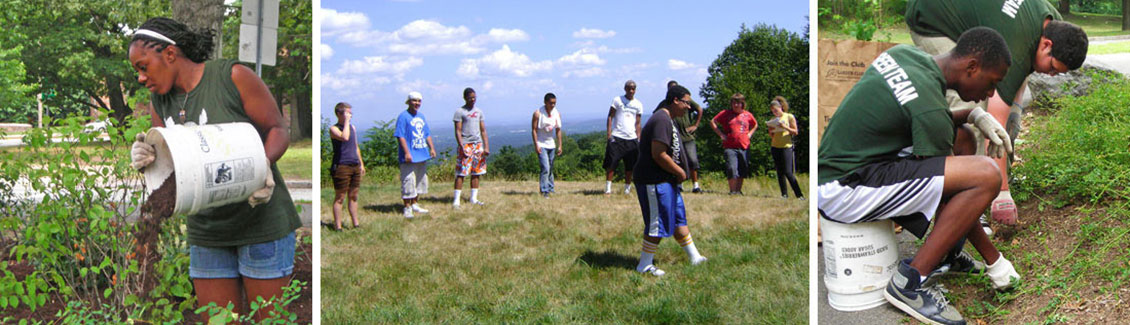 The Emerald Necklace youth programs
