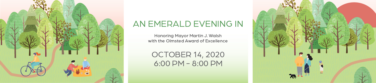An Emerald Evening In - October 14, 6pm to 8pm
